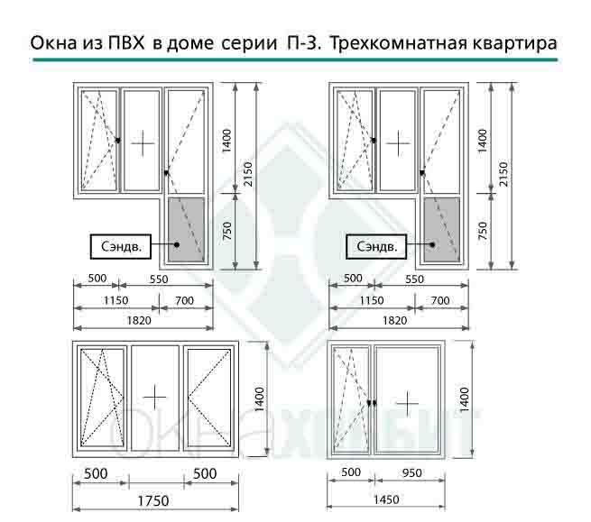 Как сделать пвх окна